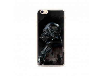 """Licencované pouzdro Apple Iphone XR ( 6,1"""" ) Star Wars Darth Vader černé vzor 003"""