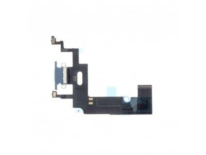 Flex kabel s konektorem pro nabíjení EQ Apple Iphone XR modrá