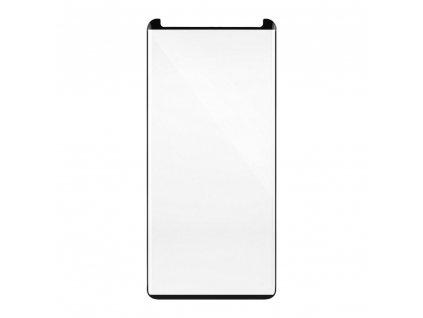 Ochranné tvrzené sklo X-ONE 4D - Huawei P30 PRO (case friendly) černé