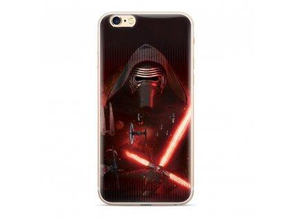 Licencované pouzdro Apple Iphone 5 / 5S / SE Star Wars Kylo Ren multicolor vzor 002
