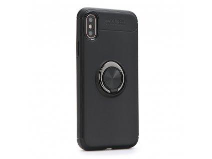 Pouzdro Forcell RING Huawei Y7 2019 černé