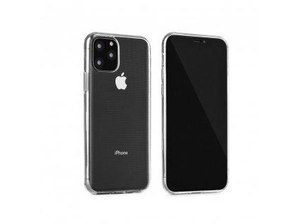Pouzdro Back Case Ultra Slim 0,5mm LG K40 transparent