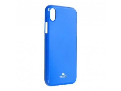 "Pouzdro Goospery Mercury Jelly Apple Iphone XR (6.1"") modré"