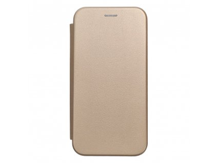 Pouzdro Forcell Book Elegance Samsung A20e zlaté