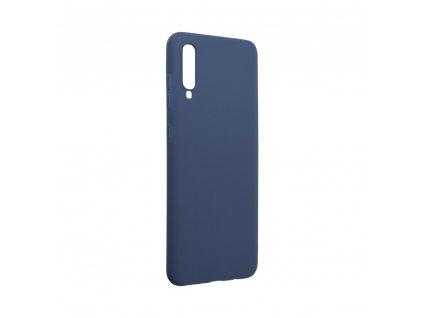 Pouzdro Forcell SOFT Samsung Galaxy A70 tmavě modré