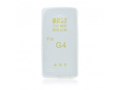 Pouzdro Back Case Ultra Slim - LG G4 čirá