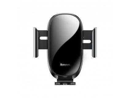 Držák do auta BASEUS Smart s automatickým zavíráním černý
