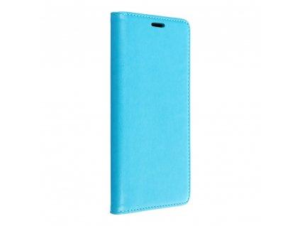 Pouzdro Magnet Flip Wallet Book Samsung Galaxy A20E světle modré