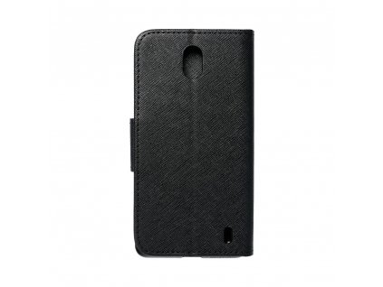 Pouzdro Fancy Book Nokia 1 Plus černé