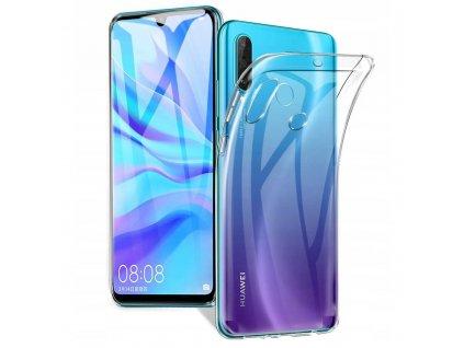 Pouzdro Back Case Ultra Slim 0,5mm Huawei Honor 20 transparent