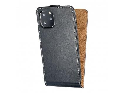 Forcell pouzdro Slim Flip Flexi FRESH Nokia 3.1 Plus černé