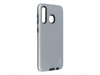 Pouzdro Roar Rico Armor Samsung Galaxy A20 šedé