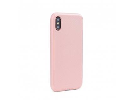 Pouzdro Mercury Style Lux Samsung S10 Plus světle růžové