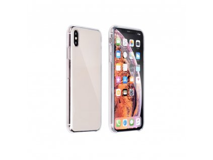Pouzdro CLEAR CASE Apple Iphone XS MAX transparentní