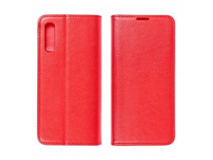 Pouzdro Magnet Flip Wallet Book Samsung Galaxy A10 červené