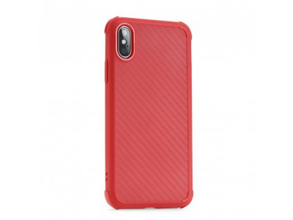 Pouzdro Roar Armor Carbon Apple Iphone XR červené