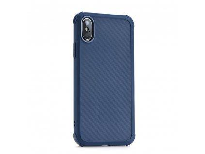 Pouzdro Roar Armor Carbon Apple Iphone XR modré