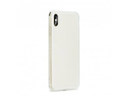 Pouzdro Roar Armor Carbon Apple Iphone XS Max Semi Transparent