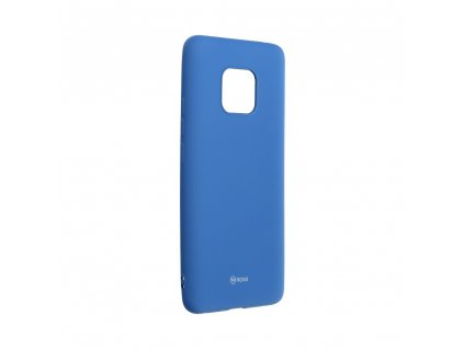 Pouzdro Roar Colorful Jelly Case Huawei Mate 20 Pro navy blue