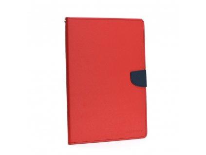 Pouzdro Mercury Fancy Diary iPad PRO 9.7 červené / navy blue