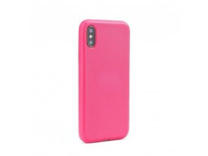 Pouzdro Mercury Style Lux Samsung A40 růžové