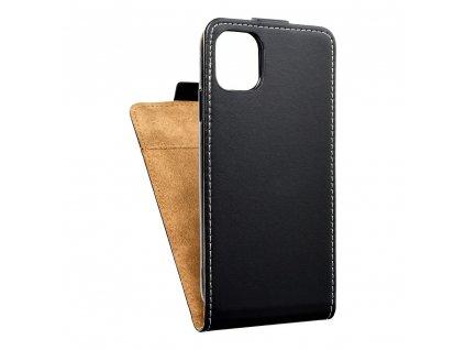 "Forcell pouzdro Slim Flip Flexi FRESH Apple Iphone 11 2019 (6,1"") černé"