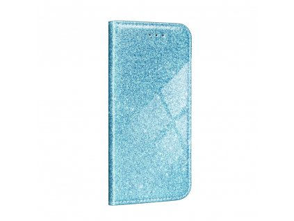 Pouzdro Forcell SHINING Book Apple Iphone 6 modré
