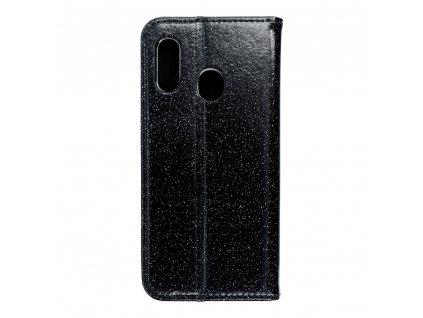 Pouzdro Forcell SHINING Book Samsung A20e černé