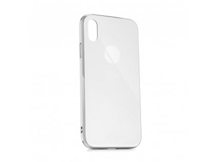 Pouzdro Forcell Glass Premium Apple Iphone 6 / 6S Bílé