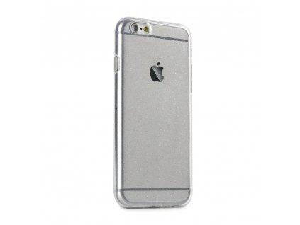 Pouzdro Back Case Ultra Slim 0,5 mm GLITTER Samsung Galaxy S10 transparentní
