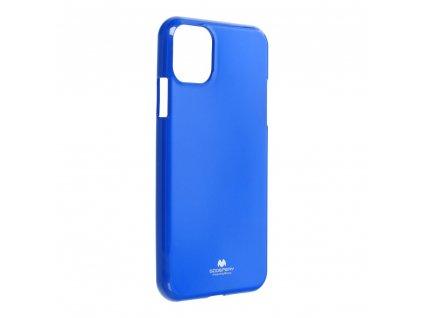 Pouzdro Goospery Mercury Jelly Apple Iphone 11 PRO MAX modré