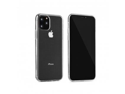 Pouzdro Back Case Ultra Slim 0,3mm SONY Xperia XZ4 transparentní