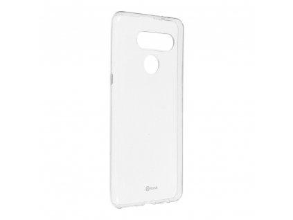 Pouzdro Roar Transparent Tpu Case LG K50s transparentní