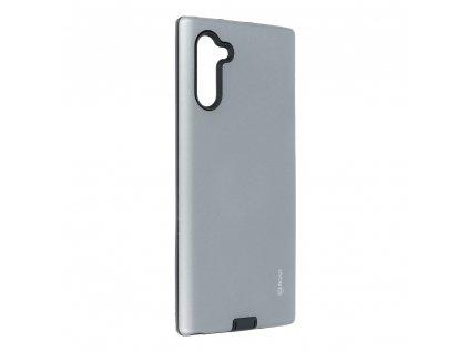 Pouzdro Roar Rico Armor Samsung Galaxy Note 10 šedé