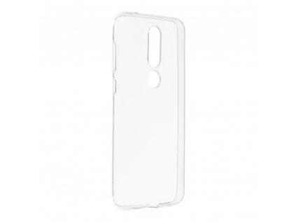 Pouzdro Back Case Ultra Slim 0,5 mm NOKIA 6.1 PLUS transparentní