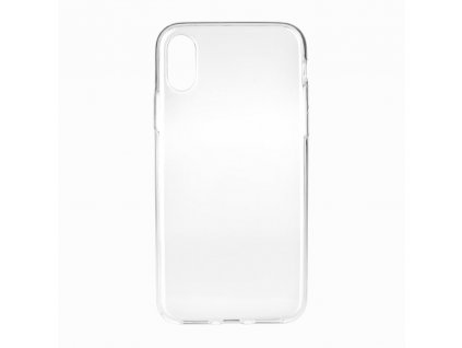 Pouzdro Back Case Ultra Slim 0,5 mm APPLE IPHONE 4 transparentní