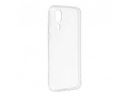 Pouzdro Back Case Ultra Slim 0,5 mm SAMSUNG Galaxy A2 Core transparentní