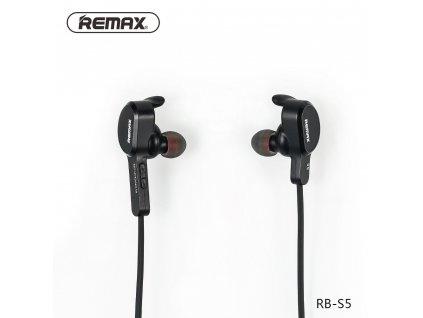 REMAX Sluchátka bluetooth SPORTY RB-S5 černé