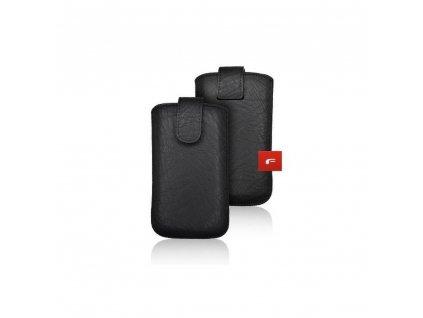 Pouzdro Forcell - SLIM KORA 2 - Samsung G900 S5/Galaxy A5/J5, Xperia M2, Microsoft 535 - černé