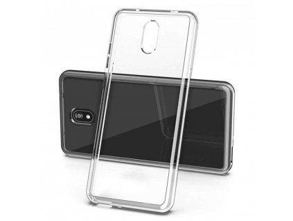 Pouzdro Back Case Ultra Slim 0,5 mm XIAOMI Redmi 8A transparentní