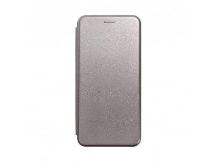 Pouzdro Forcell Book Elegance Xiaomi Redmi 8A ocelové