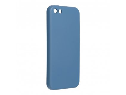 Pouzdro Forcell SILICONE LITE APPLE IPHONE 5 / 5S modré