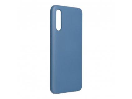 Pouzdro Forcell SILICONE LITE Samsung Galaxy A70 modré