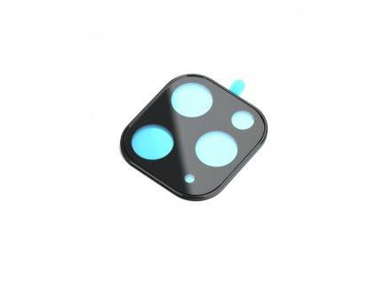 Krytka fotoaparátu s tvrzeným sklem Apple Iphone 11 PRO černá