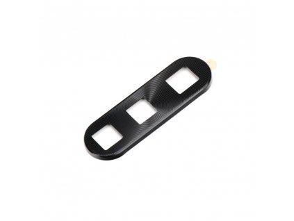 Krytka fotoaparátu Huawei P30 PRO černá