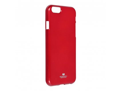 "Pouzdro Goospery Mercury Jelly - Apple iPhone 6 4.7"" červené"