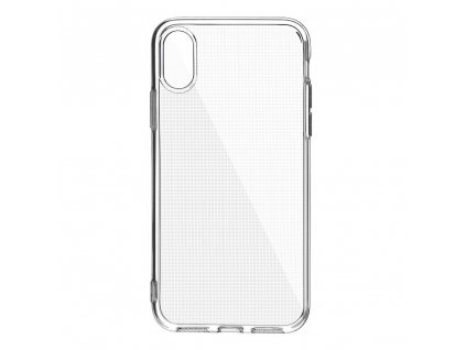 Pouzdro CLEAR CASE 2mm BOX SAMSUNG Galaxy A40 transparentní