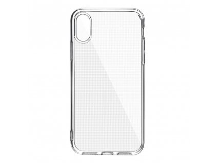 Pouzdro CLEAR CASE 2mm BOX APPLE IPHONE XS MAX transparentní