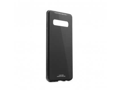 Pouzdro Forcell Glass SAMSUNG Galaxy S11 černé