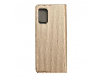 Pouzdro Forcell Smart Case SAMSUNG Galaxy S11 zlaté